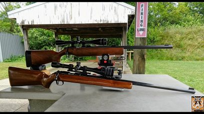 Fight At The Old Fart Coral: Kimber 82G vs Winchester 52D