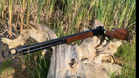 Introducing the new 1886 elephant rifle