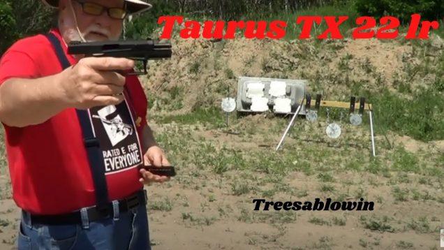 Taurus TX 22lr