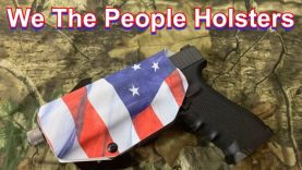 We The People Holsters Glock 17 OWB Holster Review