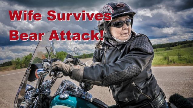 Wife Survives Bear Attack!