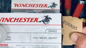 Winchester 9mm (RECALL) Warning 2021