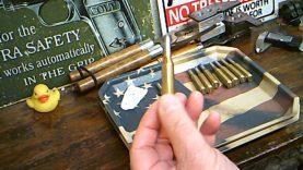 Zinc bullet load in 243 Winchester Part 6
