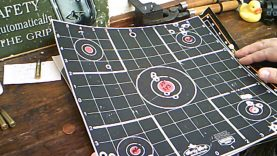 Zinc Bullet Range Report   Part 3     MCK and Booze and Bullet Range Report