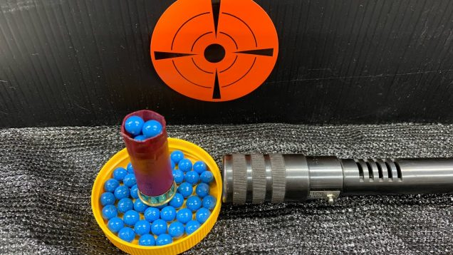 000 BUCK PATTERN (powder coated) .360 Ball