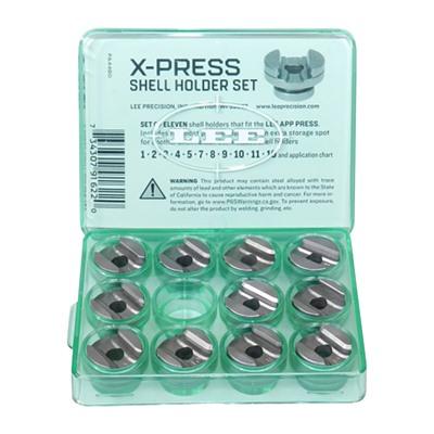 Lee Precision X-Press Shellholder Set