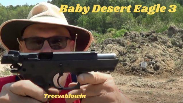 Baby Desert Eagle 3