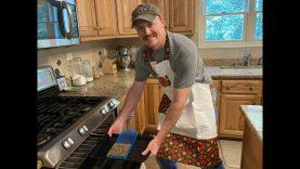 Baking #9 M&M Cookies