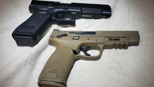 Glock 34 vs. Smith & Wesson M&P 2.0 5″ Gun Review