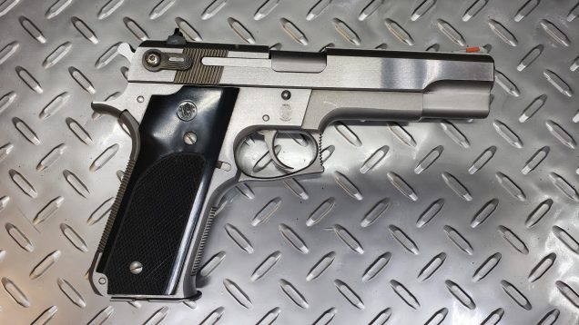 Smith and Wesson Model 645 – The Miami Vice Classic