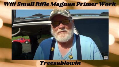 Will Small Rifle Magnum Primers Work?