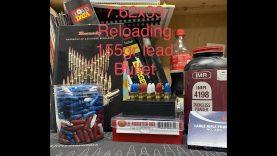 7.62X39 Reloading 155gr lead bullets