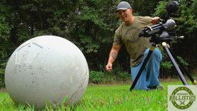 Gatling Gun vs Atlas Stone (250 lbs!!!)