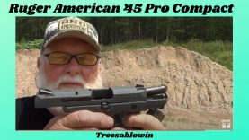 Ruger American Pro 45 Compact
