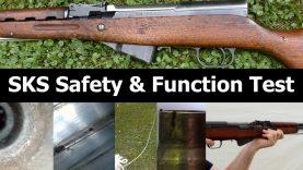 SKS Safety & Function Test