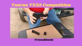 Taurus TX 22 Competition