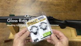 WCChapin | Gloss Ring Circus – Mocking Up a Leupold BR-36X on the Howa Varminter