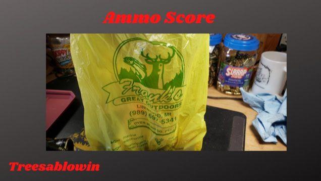 Ammo Score 91521