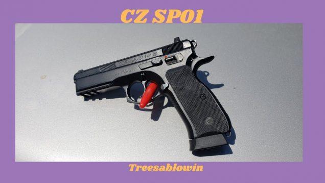 CZ75 SP01