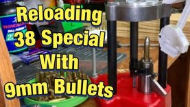 Loading 38 Special with 9mm Bullets for the First Time