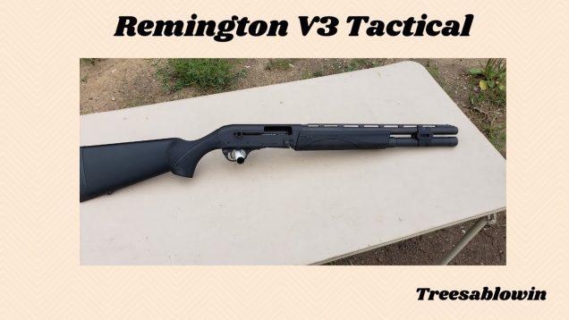 Remington V3 Tac