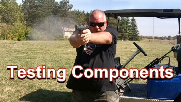 Testing Reloading and Casting Haul Components