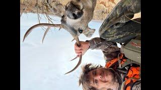 2021 Deer season! 30-06 DID THE JOB!!