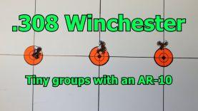 308 Win – 168gr Sierra Match King vs Hornady Match with AR-Comp