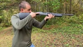 Is a 20 gauge loaded with birdshot a good choice for home defense?
