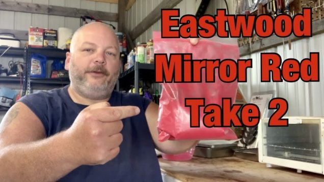Take 2 with Eastwood Mirror Red on Cast Bullets